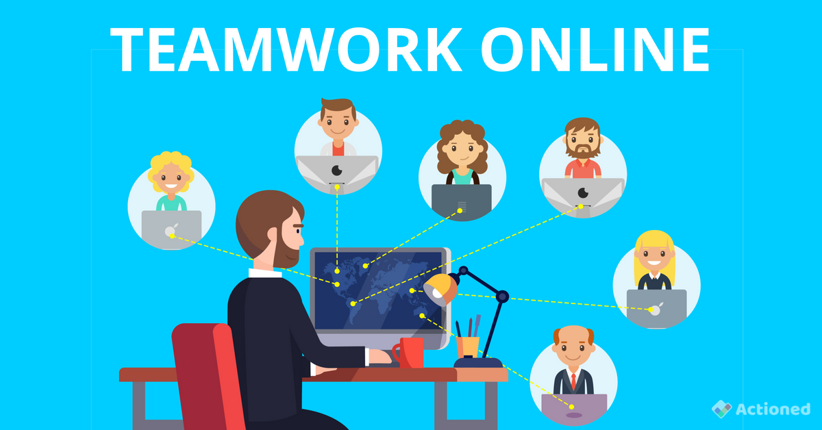Teamwork Online: The ultimate guide to high performance remote teams
