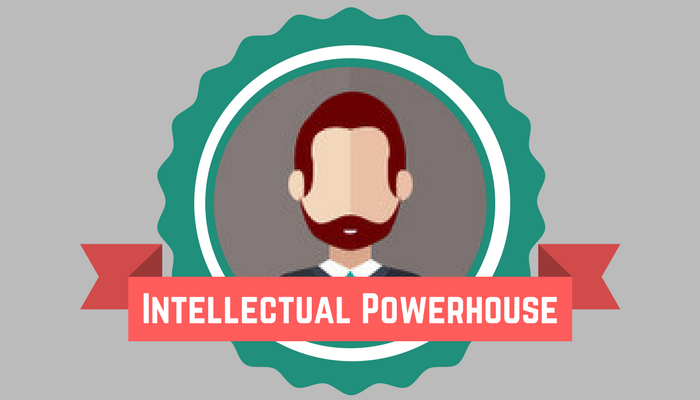 Team Performance Team Member Types Intellectual Powerhouse