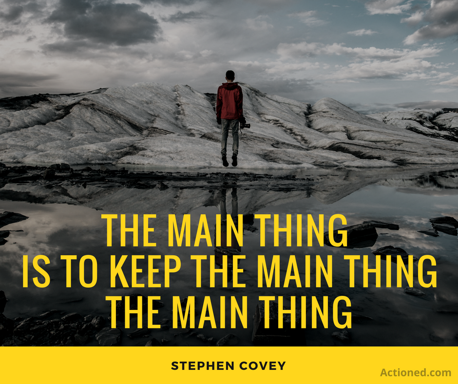 productivity quote stephen covey