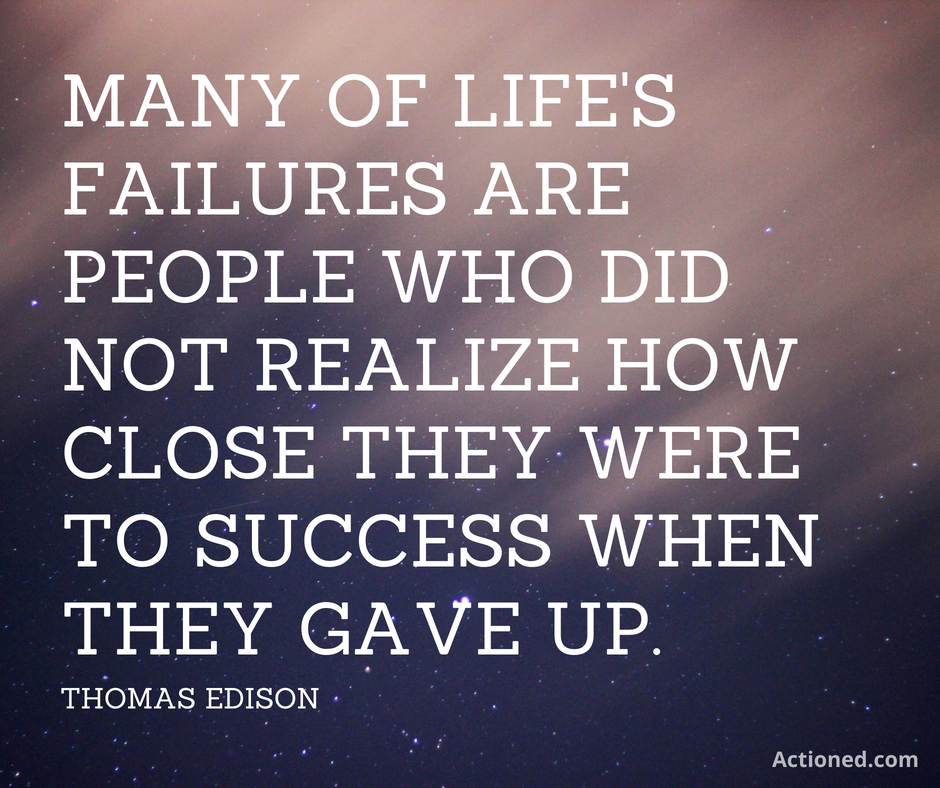 productivity quote thomas edison