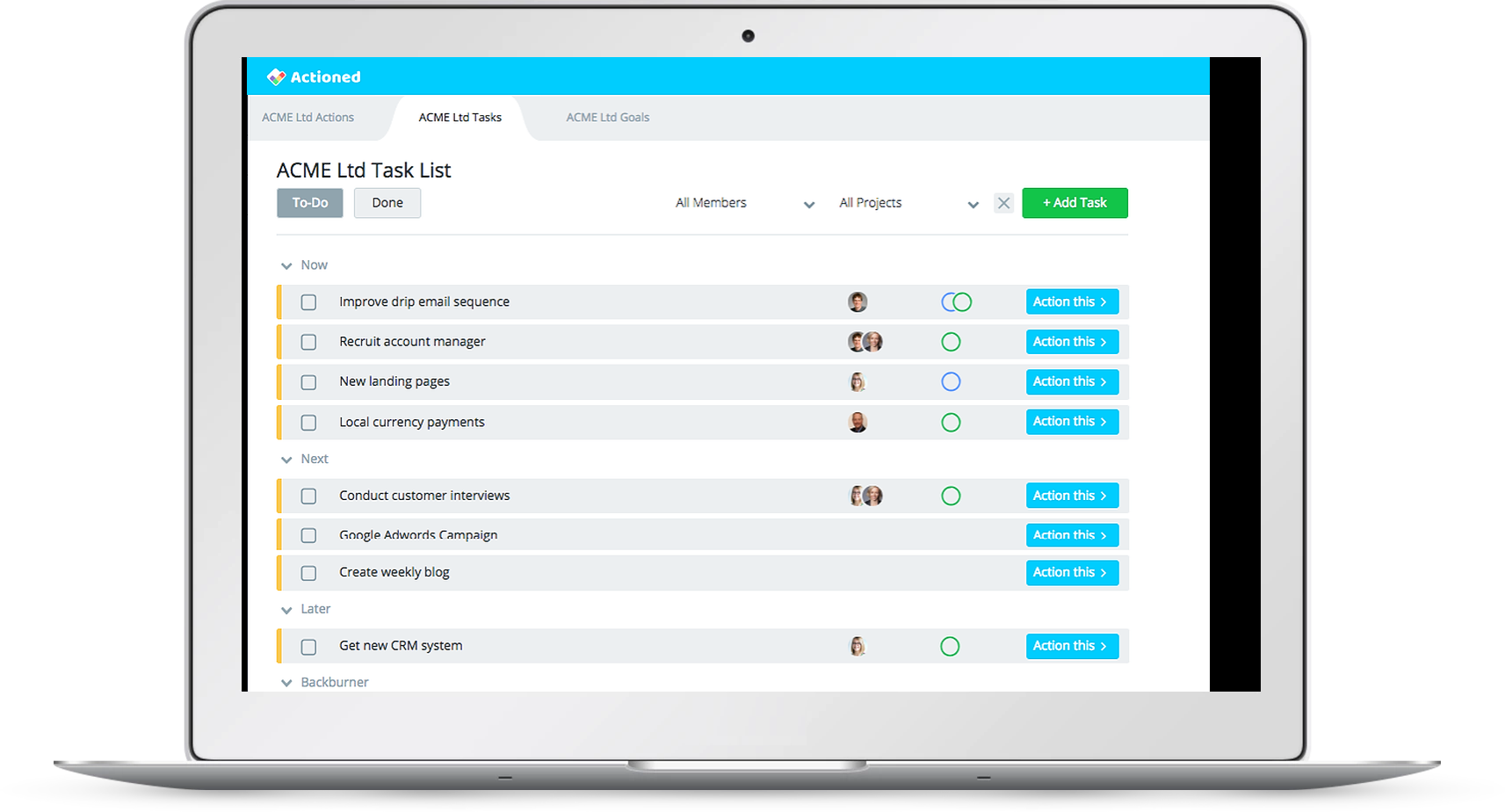 Team Productivity Tool | Software to help you and your team get more ...