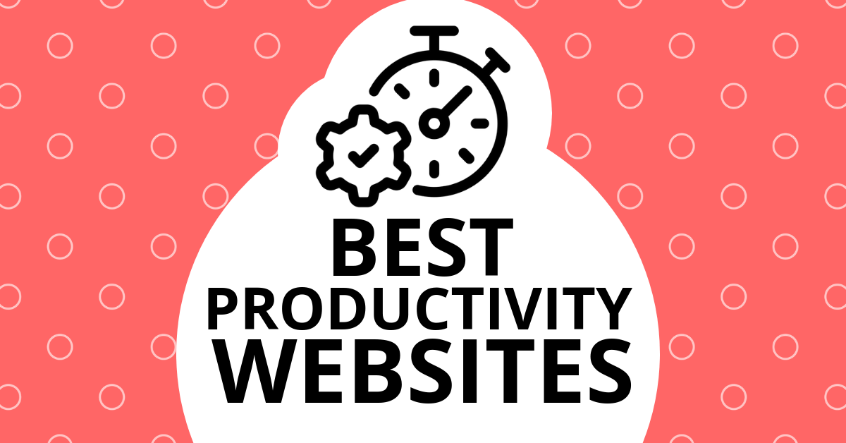 Best Productivity Websites