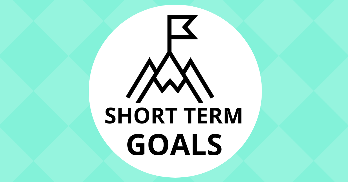 goal setting short term goals